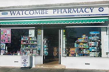 Watcomobe Pharmacy Torquay small