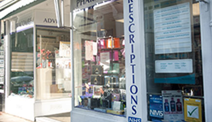 Babbacombe Pharmacy Torquay small