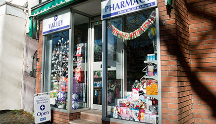 Sherwell Valley Pharmacy Torquay small