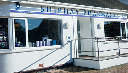 Shiphay Pharmacy Torquay small