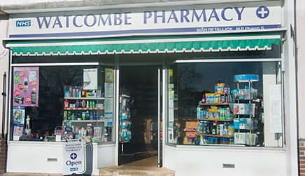 Watcomobe Pharmacy Torquay small