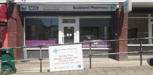 Buckland Pharmacy